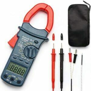 AstroAI Digital Clamp Meter TRMS 6000 Counts Multimeter