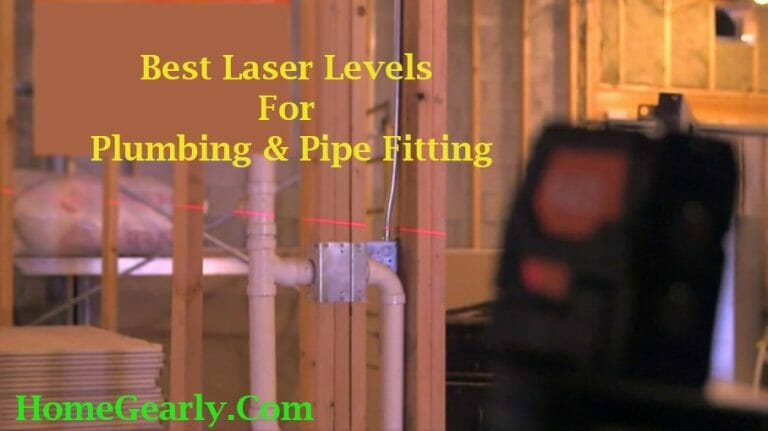 Best Laser Levels for Plumbing & Pipe Fitting