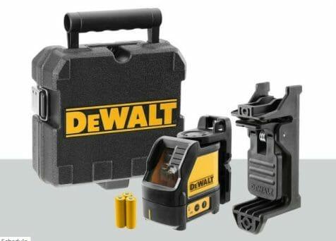 DEWALT Line Laser (DW088K) for home renovationion