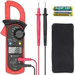Etekcity digital multimeter for electrician