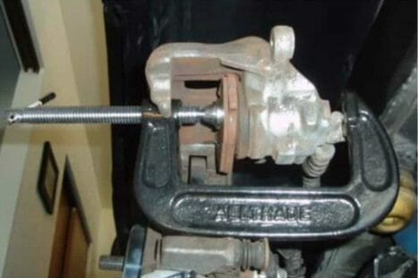 How-to-Compress-Brake-Caliper-with-C-Clamp