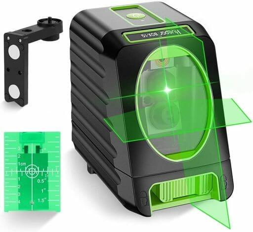 Huepar Box-1G Self-Leveling Laser Level for home remodeling