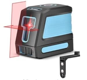 Self Leveling Laser Level for ficture hanging wall