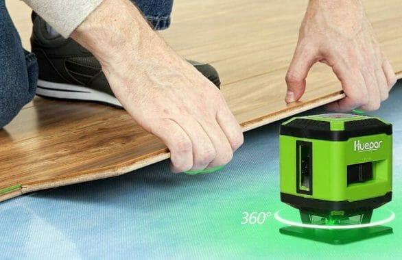 best laser level for hardwood floors