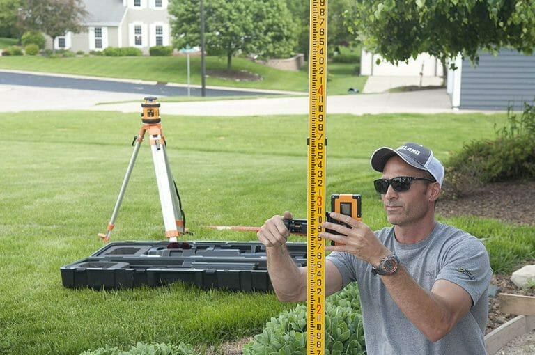 best laser level for outdoor use