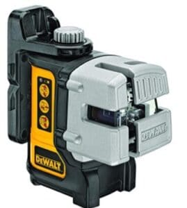 dewalt line laser dwo89k