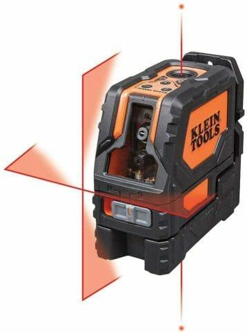 klein plumbing laser level